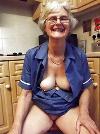 Grannies Desperate For Your Nut