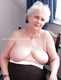 granny lovely tits