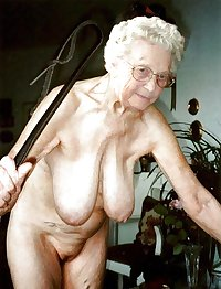 Sagging breasts granny women excite me 6