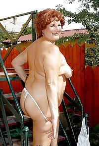 49 year old mom Anna from OlderWomanFun