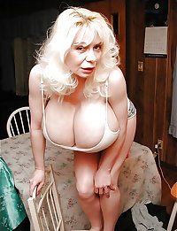 Just catcha a horny Granny (154)