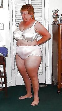 Granny milf mature corsets & girdles 5