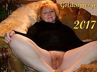 Goldenpussy Me as a calender Girl 2017