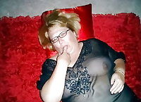 granny cant get enough cock