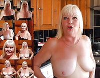 Big Natural Silicone-free Boobs! (Granny GILF)