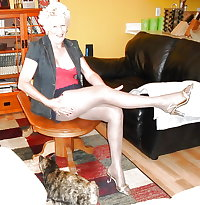 Grandma's Pantyhose Collection