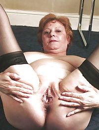 Moms in stockings 14