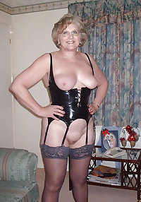 Moms in stockings 23