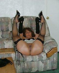 Moms in stockings 23