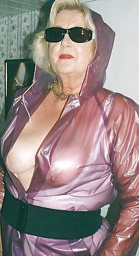 Older women, elegant and sexy
