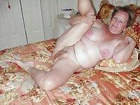 Grandma horny and fat - Oma geil und fett - 180