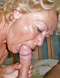 Grannies Suck Cock