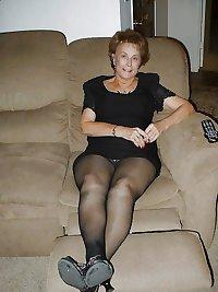 Mature-Granny Non-Nude GORGEOUS!