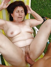 Hot Grannys and Matures III