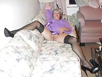 BRITISH REAL AMATEUR MILFS, MOMS & GRANNIES