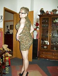 Anni German Horny Granny (non nude)