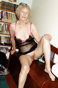 Granny, Older, Seniors   HOTTIES 8