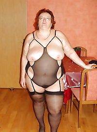Horny bbw grandma 1.